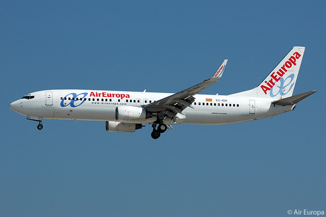 Colombianos en espa a air europa inaugura nueva ruta for Air europa oficinas en madrid