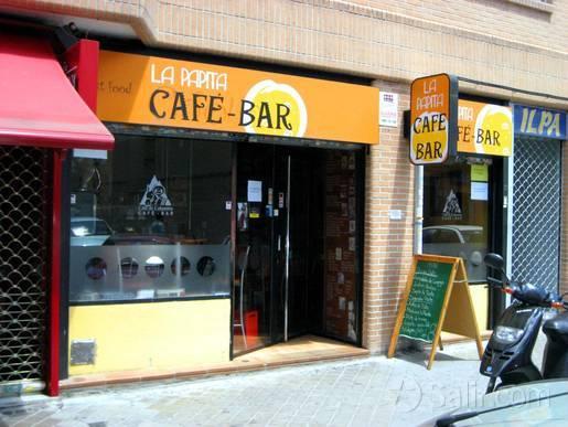 Colombianos en espa a la papita restaurante bar - Restaurante colombianos en madrid ...