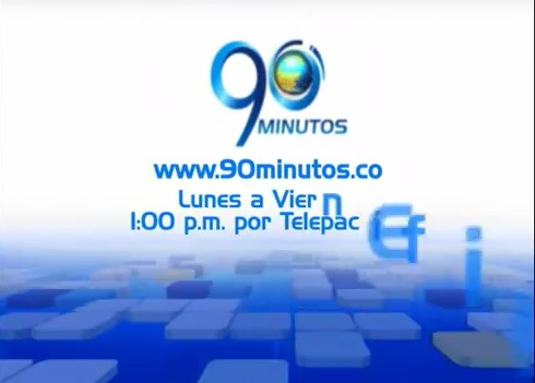 Noticiero 90 minutos de Telepacifico